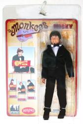 "The Monkees 8"" Micky Dolenz tuxedo action figure (Figures Toy Co/2015)"