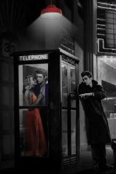 Midnight Matinee poster [Marilyn Monroe, Elvis, James Dean] 24x36