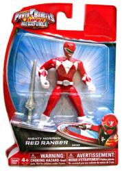 Power Rangers Super MegaForce: Mighty Morphin Red Ranger action figure