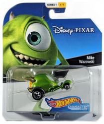 Hot Wheels Character Cars: Disney Mike Wazowski die-cast vehicle