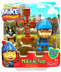 Mike the Knight: Mike & Yap figures (Fisher Price/2012)
