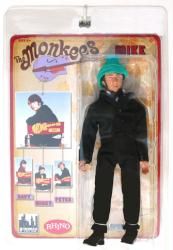 "The Monkees 8"" Mike Nesmith tuxedo action figure (Figures Toy Co/2015)"
