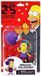 The Simpsons 25th Anniversary: Milhouse Van Houten figure (NECA/2015)
