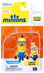 Minions: Minion Kevin poseable figure (Thinkway Toys)