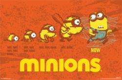 Minions movie poster: Evolution (34x22) New