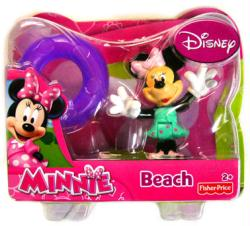 Minnie Mouse: Minnie Beach figure (Fisher Price/2012) Disney