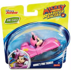 Mickey and the Roadster Racers: Minnie's Pink Thunder die-cast