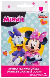 Minnie jumbo playing cards set (Cardinal) Disney Junior