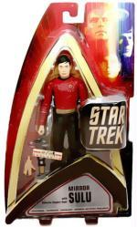 Star Trek: Mirror Sulu action figure (Art Asylum/2006)