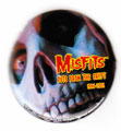 Misfits magnet: Cuts From the Crypt (1 1/4'' Button Magnet)