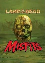 Misfits poster: Land of the Dead (20'' X 28'')