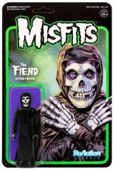 Misfits: The Fiend Midnight Black ReAction figure (Super7/2018)