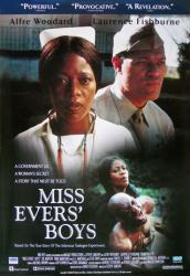 Miss Evers' Boys movie poster [Alfre Woodard, Laurence Fishburne]