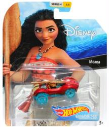 Hot Wheels Character Cars: Disney Moana die-cast vehicle