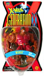 X-Men Generation X: Mondo action figure (ToyBiz/1996)