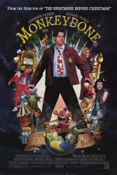 Monkeybone movie poster [Brendan Fraser] original 27x40