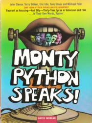 Monty Python Speaks! softcover book (1999)