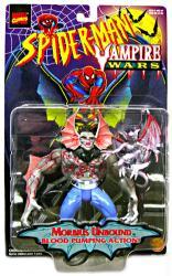 Spider-Man Vampire Wars: Morbius Unbound action figure (ToyBiz/1996)