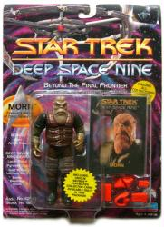 Star Trek Deep Space Nine: Morn action figure (Playmates/1993)