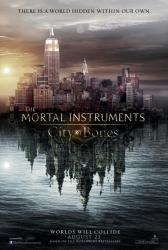 The Mortal Instruments: City of Bones movie poster (27 X 40 original)