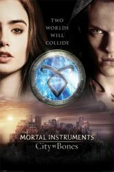 The Mortal Instruments: City of Bones movie poster (24 X 36)