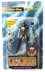 Wetworks: Mother-One action figure (McFarlane/1995)