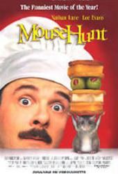 Mousehunt movie poster [Nathan Lane] 27x40 video poster