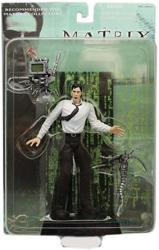 The Matrix: Mr. Anderson action figure (N2Toys/2000) NM