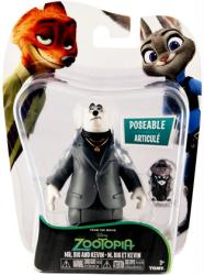 Zootopia: Mr. Big and Kevin figures (Tomy) Disney