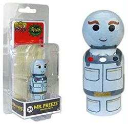 Batman Classic TV series: Mr. Freeze Pin Mate #34 wooden figure