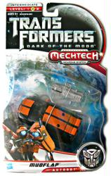 Transformers: Dark of the Moon [Mechtech] Mudflap figure (Hasbro/2010)