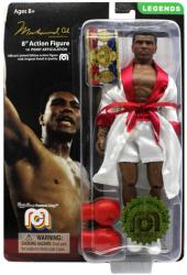 Muhammad Ali classic 8 inch action figure (MEGO/2018)