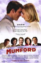 Mumford movie poster [Loren Dean/Hope Davis/Jason Lee/Ted Danson] VG