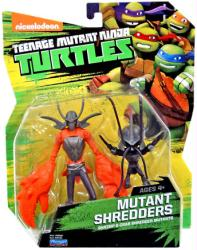 Teenage Mutant Ninja Turtles Dimension X: Mutant Shredders figures