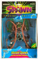 Spawn Special Edition [Series 6] Mutant Spawn figure (McFarlane/1996)