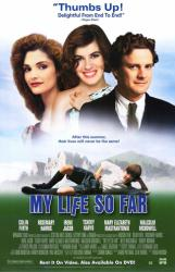 My Life So Far movie poster /Colin Firth/M. Elizabeth Mastrantonio/GD