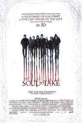 My Soul To Take movie poster (2010) a Wes Craven film VG