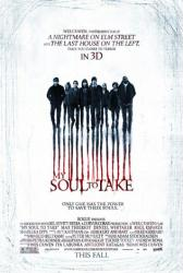 My Soul To Take movie poster (2010) a Wes Craven film