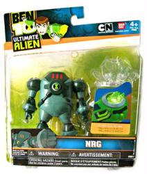 Ben 10 Ultimate Alien: NRG action figure (BanDai/2009)