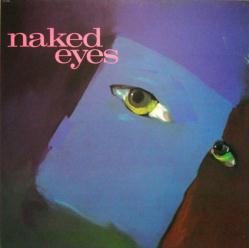 Naked Eyes poster: Naked Eyes vintage LP/Album flat