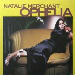 Natalie Merchant poster: Ophelia vintage LP/Album flat (1998)