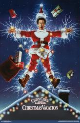 National Lampoon's Christmas Vacation movie poster [Chevy Chase] 22x34