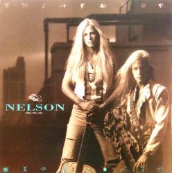 Nelson poster: After the Rain vintage LP/Album flat