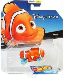 Hot Wheels Character Cars: Disney Nemo die-cast vehicle