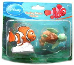 Finding Nemo [Disney/Pixar] Nemo & Squirt figurines (Beverly Hills)