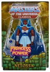 Masters of the Universe Classics: Netossa action figure (Mattel/2012)