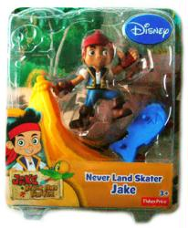 Jake and the Never Land Pirates: Never Land Skater Jake figure