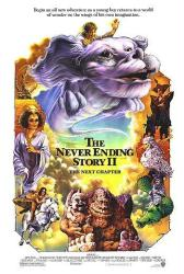 The Neverending Story II: Next Chapter movie poster (original 27 X 40)