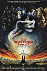 The Neverending Story II: The Next Chapter movie poster (27 X 40)