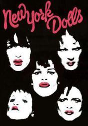 New York Dolls poster (23'' X 33'') punk rock